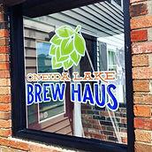 Oneida Lake Brew Haus Verona NY