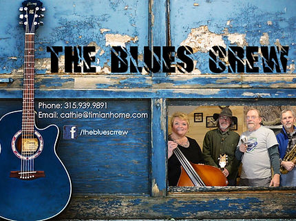 The Blues Crew - Acoustic Blues for the soul!