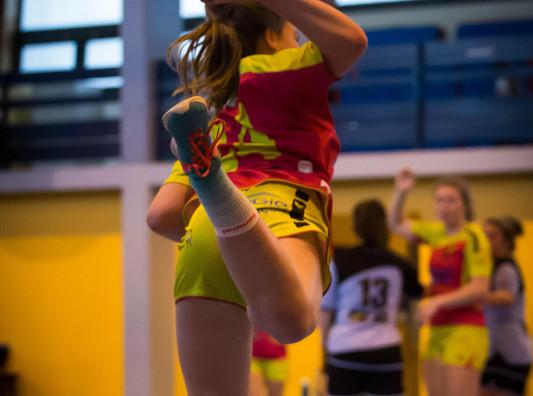 Les U18 F Photo by Ivann