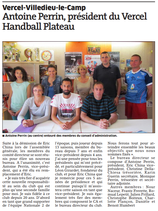 article du 22 juin 2014