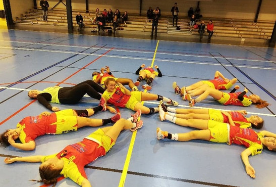 U18 F A Victoire