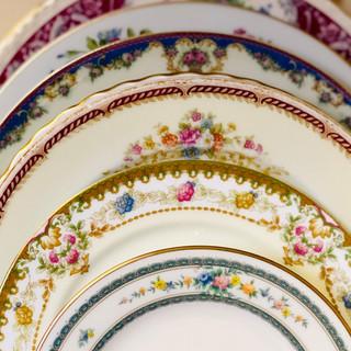 Ann~Marie Vintage Dish Rental