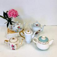 Vintage China Teapots