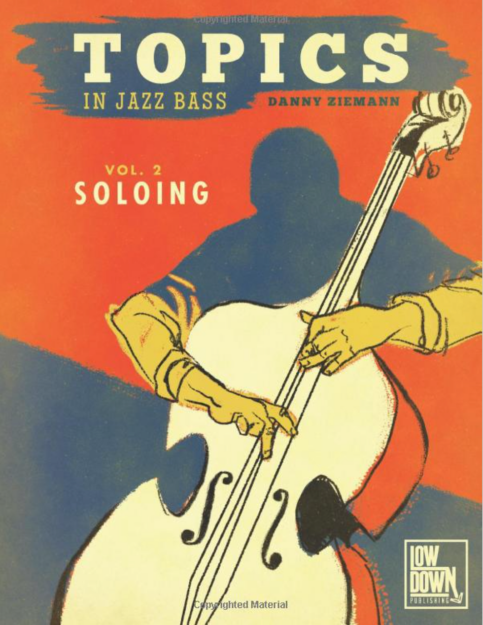TOPICS In Jazz Bass Vol 2