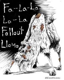Fallout llama