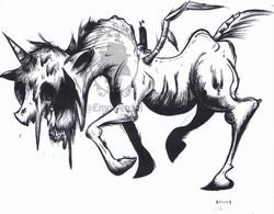 night mare love