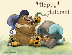 Witchy Bears