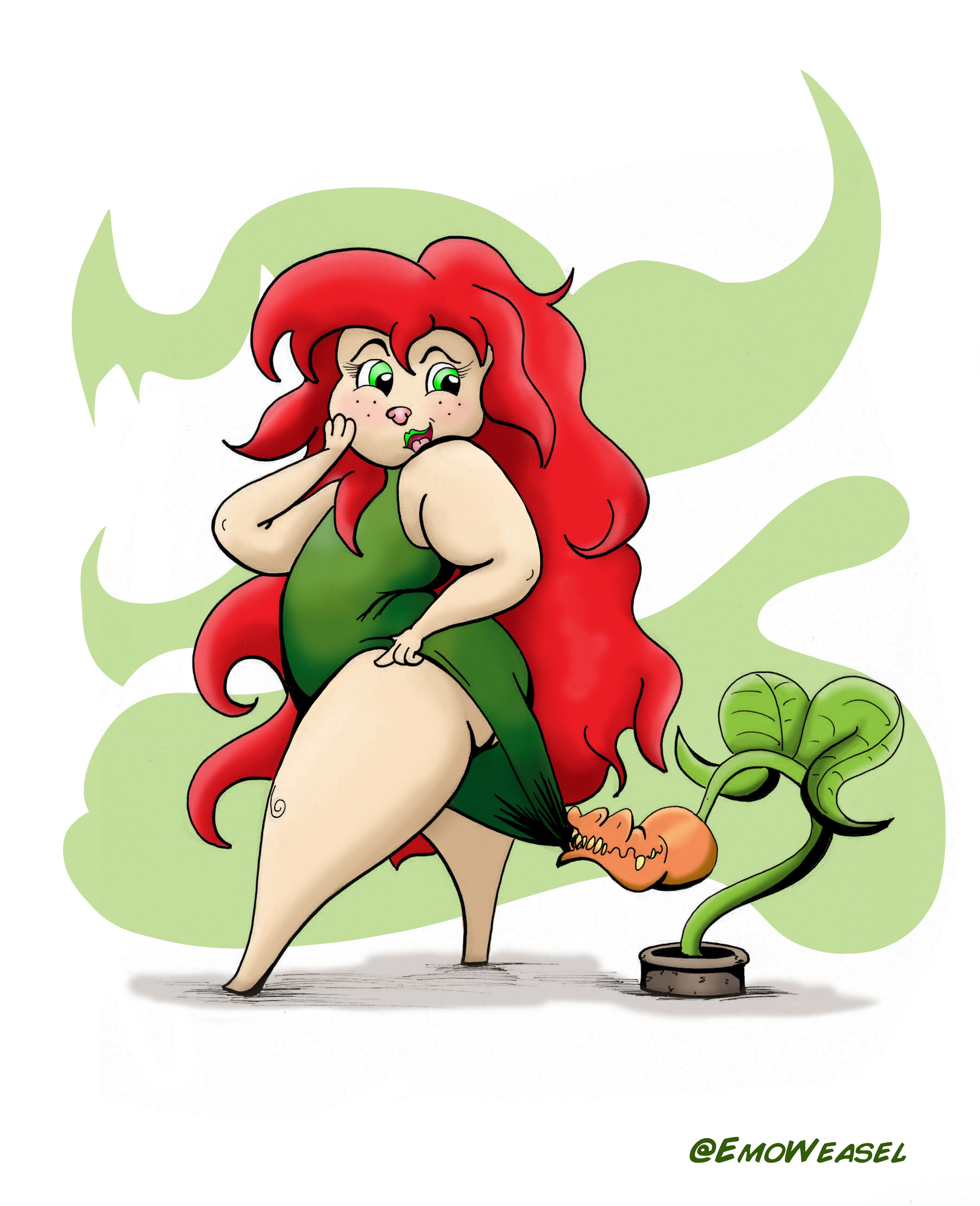 Hungry Ivy