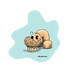 muffin muncher