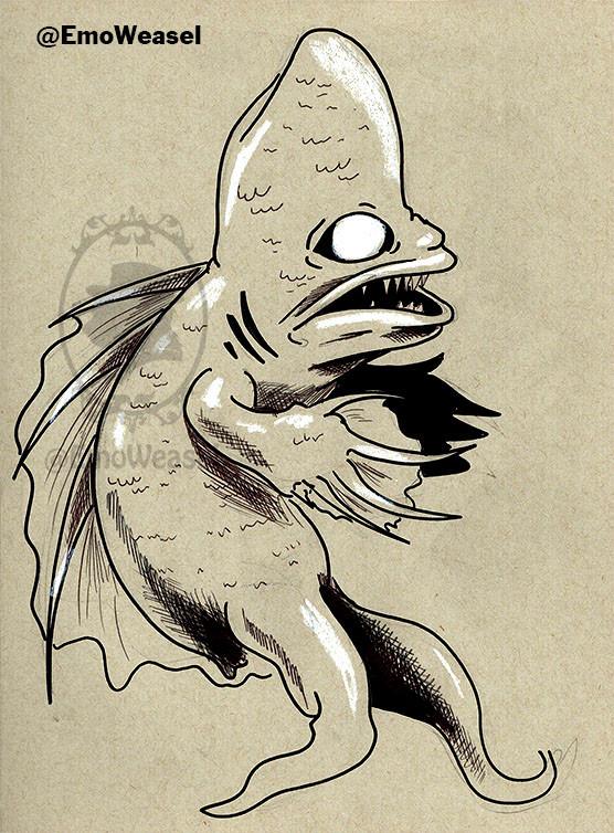 Bishop fish