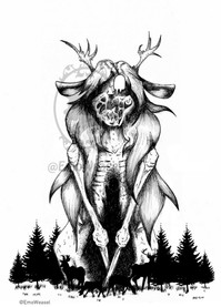 Deamon of the forest