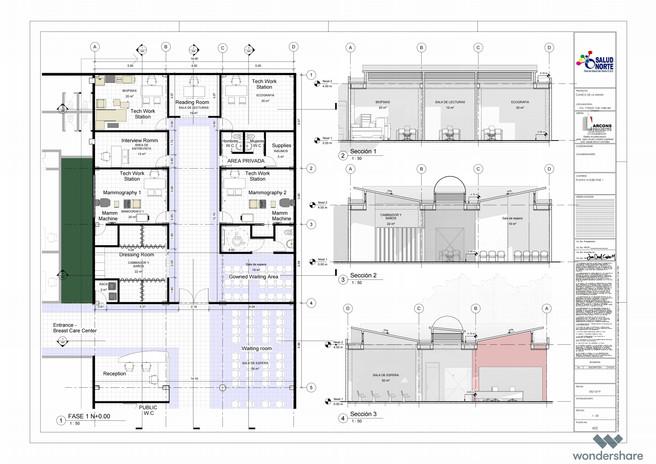 Diseño y construccion clinica - arquitec