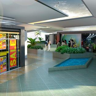Diseño planos centro comercial y locales comerciales, San Andresito.