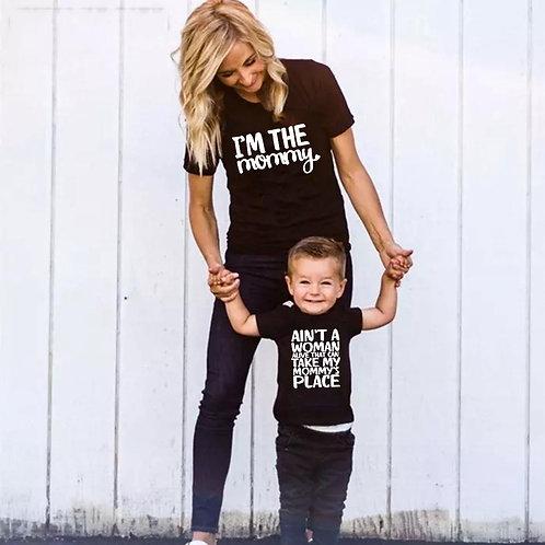 Mom and Kids Tee Shirt