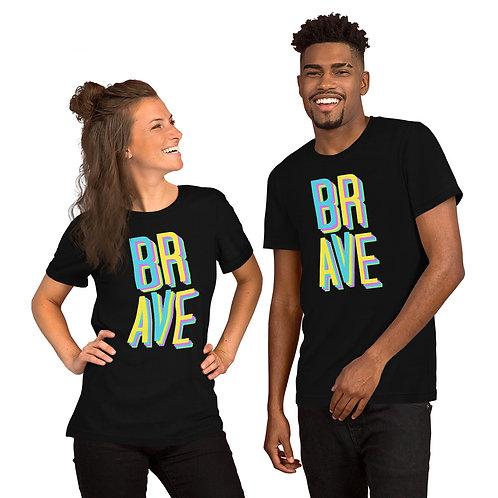 Brave Short-Sleeve Unisex T-Shirt