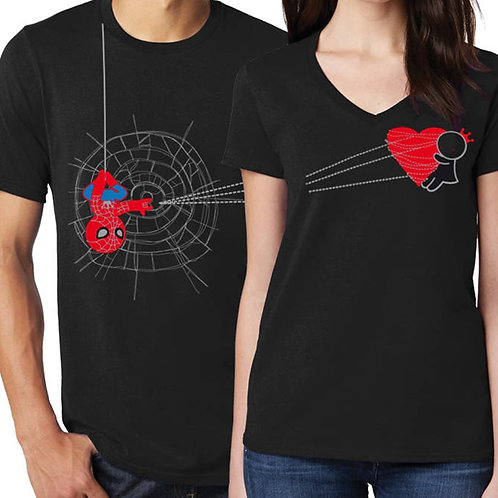 Couple Tshirts Cute Sayings