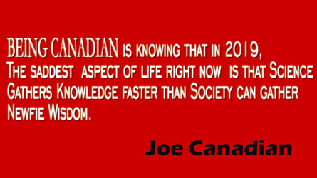 JOE CANADIAN EH!