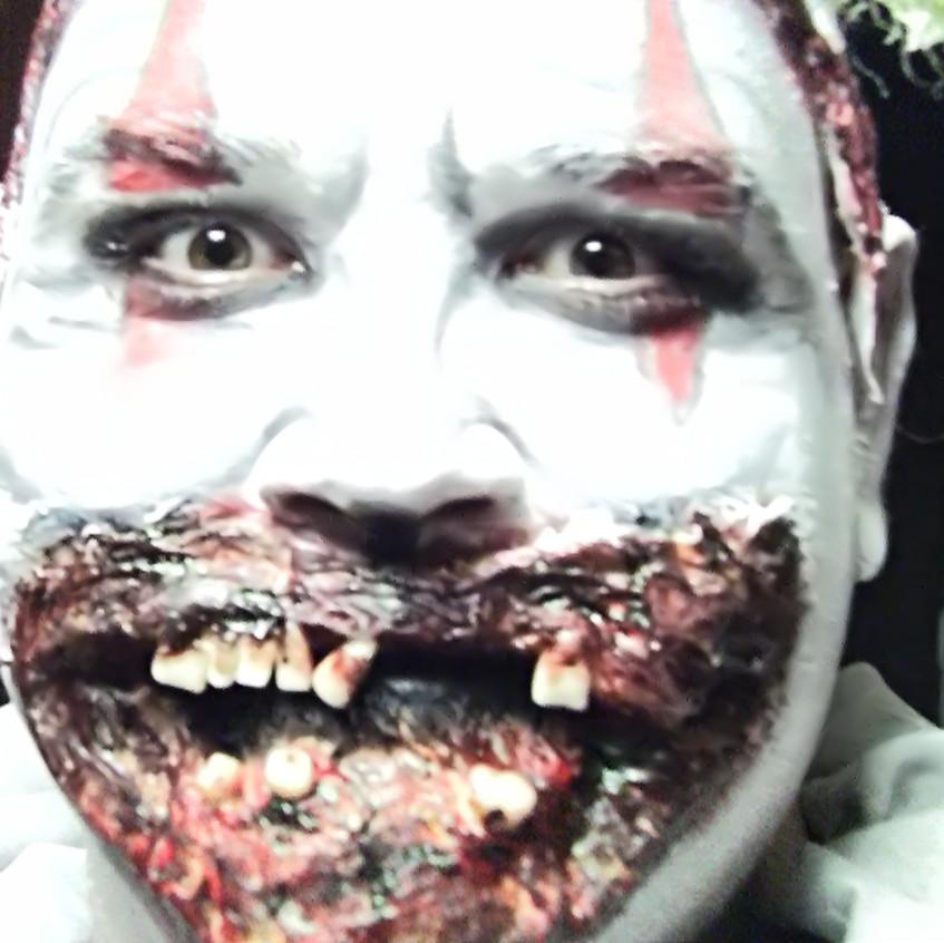 American Horror Clown
