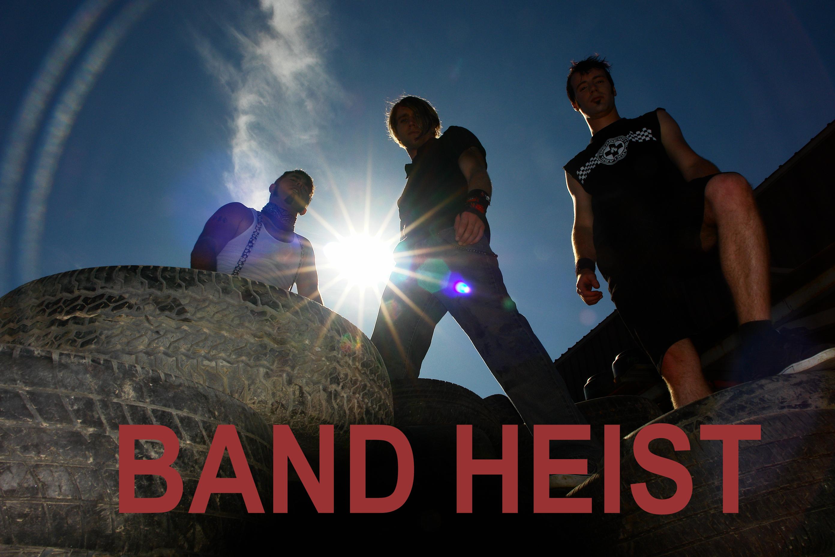 BAND-HEIST