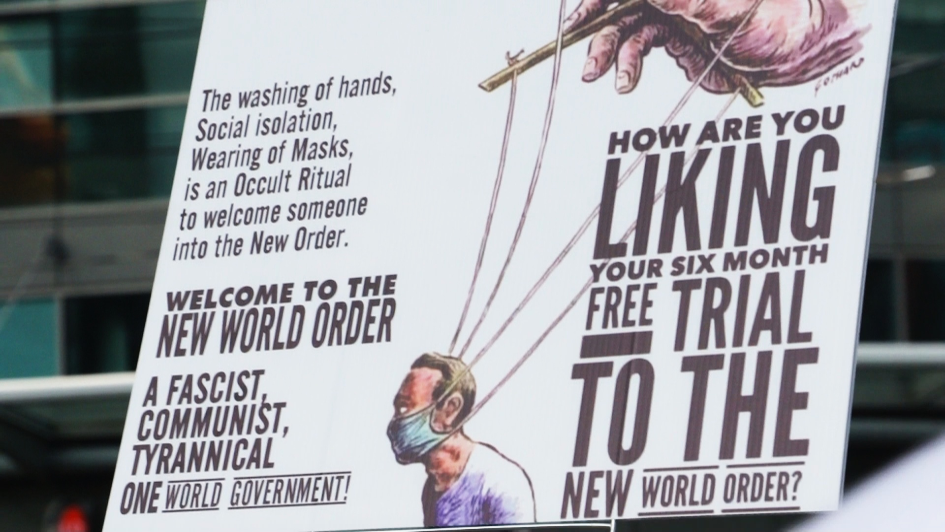 New World Order FreeTrial
