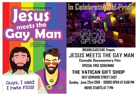 JESUS AT THE VATICAN?