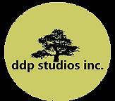 D.D.P. studios Inc. LOGO