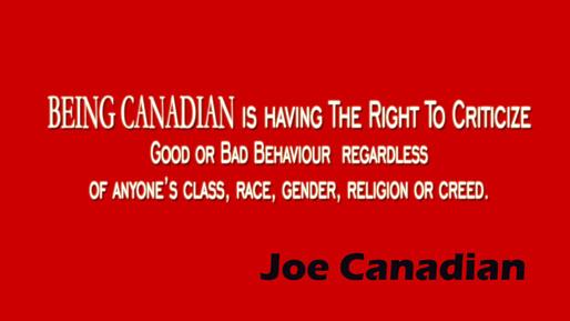NEW JOE CANADIAN SERIES