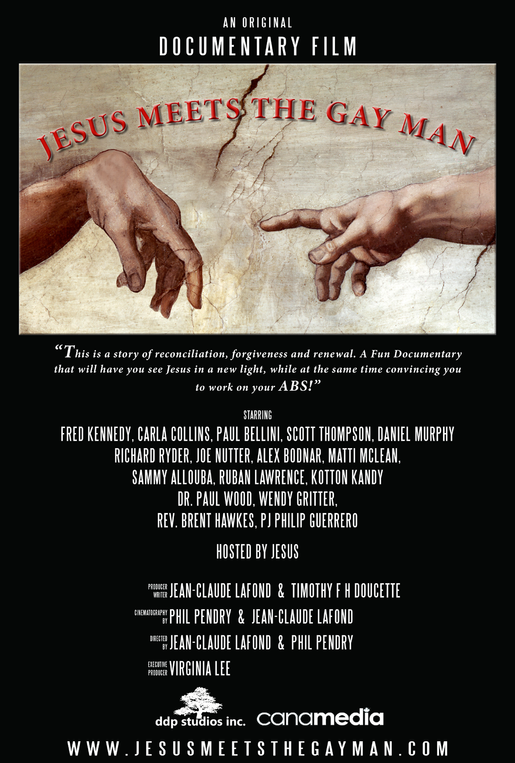 JESUS MEETS THE GAY MAN on iTunes