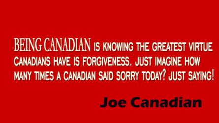 JOE CANADIAN