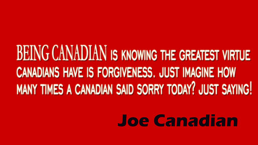 JOE CANADIAN