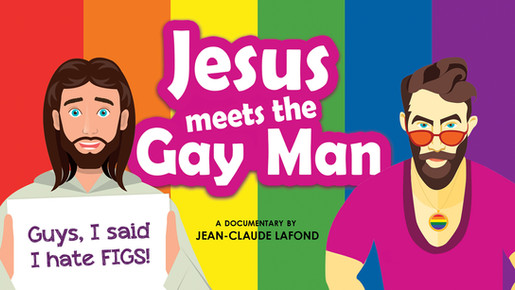 Breaking Glass Pictures  BEARS WITNESS TO Jesus Meets The Gay Man