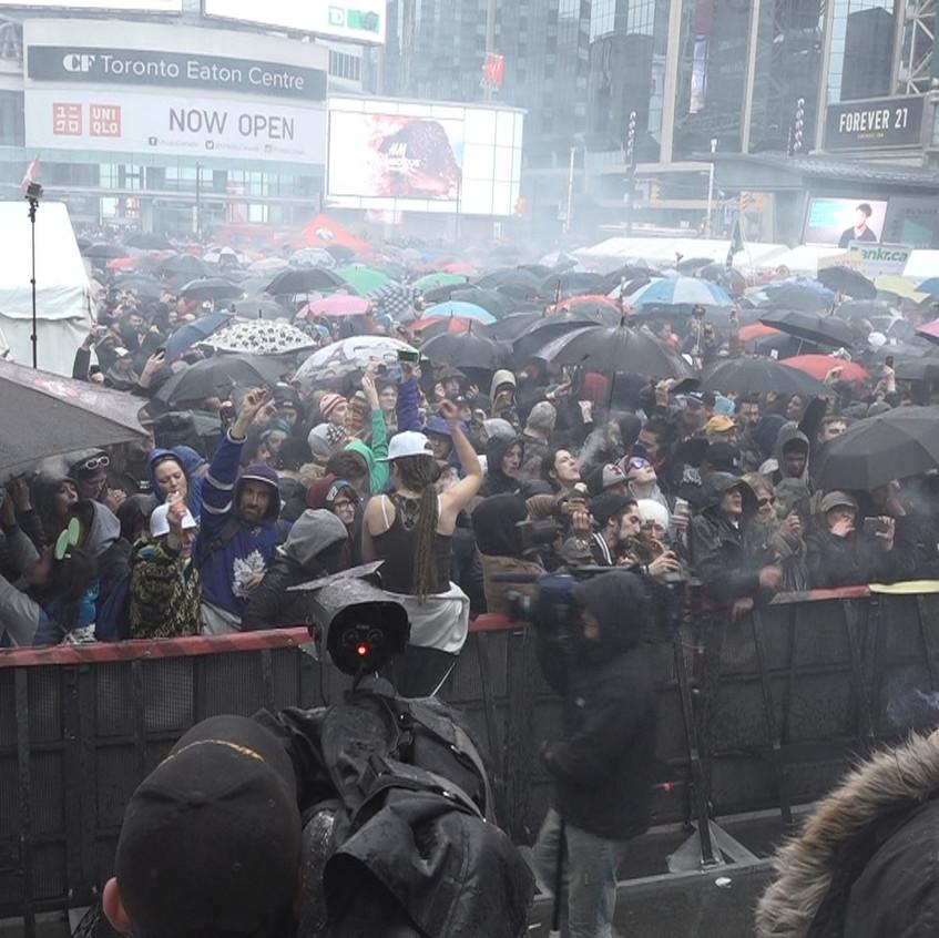 420 Rally Toronto