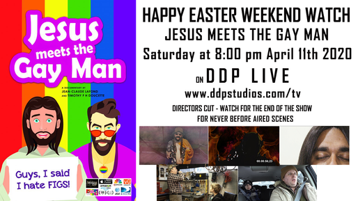 Happy Easter Weekend - Check out on DDP Live