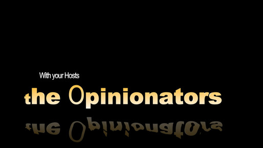 THE OPINIONATORS - Recorded Live Jan 24 2017 - Can u Pray the Gay Away?