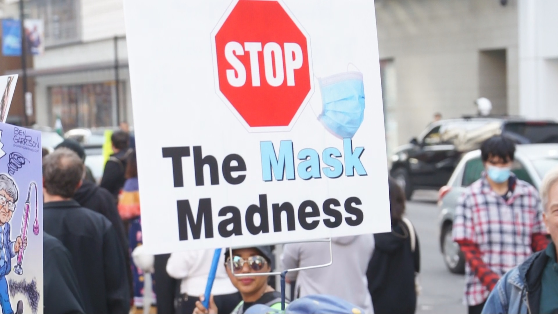 Stop the Mask Madness