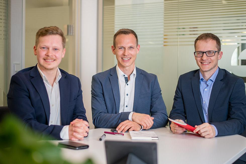 ADWHYSOR Team Wolfgang Peter Thomas Stiegmaier