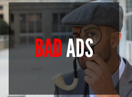 Analyzing Bad Car Dealership Facebook Ads