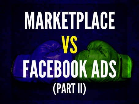 FB Marketplace VS Facebook Ads for Car Dealers (what you need to know)