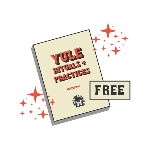 Yule Rituals and PracticesWorkbook