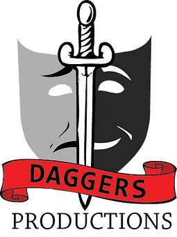Daggers Productions Logo - No Background