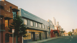 Commercial Site - Before demolition