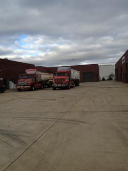 Perth Demolition Company trucks