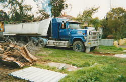 Removal of site rubble