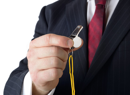 What Is The Definition Of Whistleblowing Under California Law?