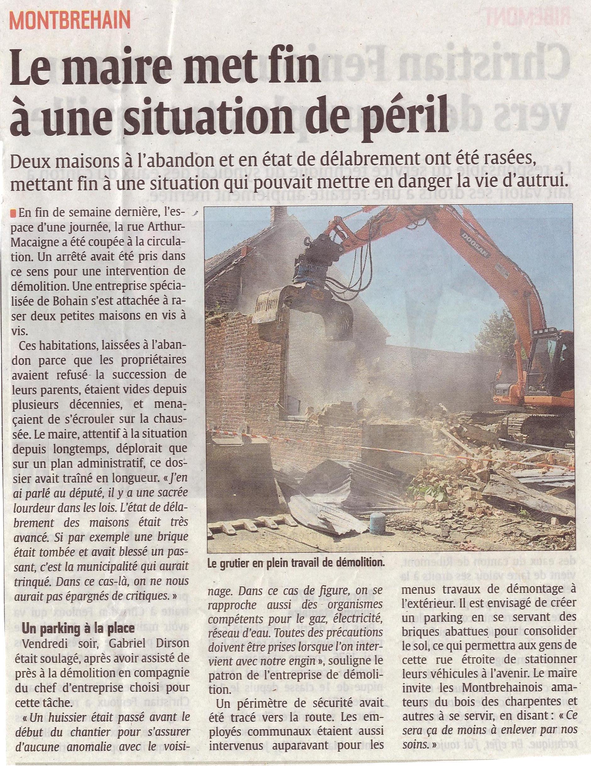 Aisne Nouvelle 2011