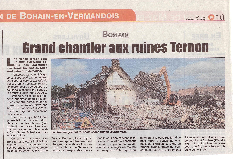 Aisne Nouvelle 2012