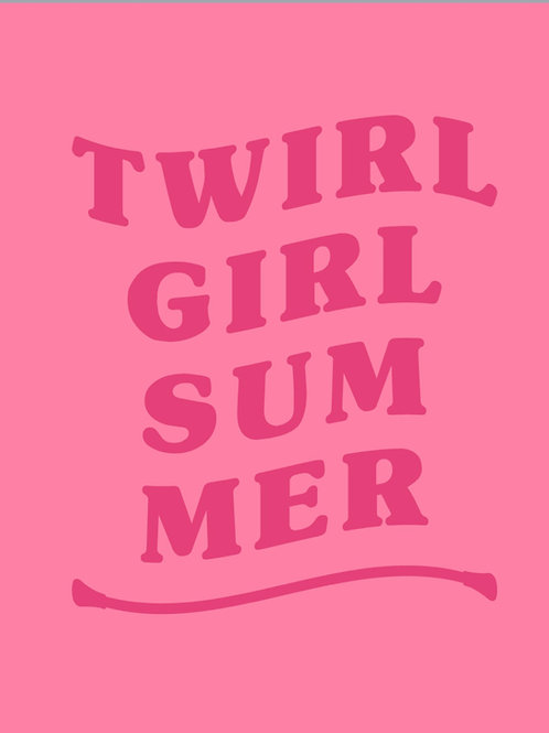 Twirl Girl Summer