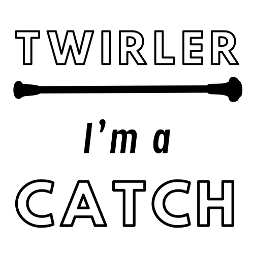 I'm a Catch- Towel