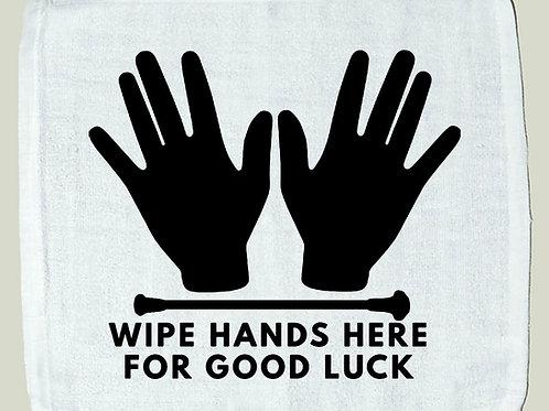 Good Luck Towel