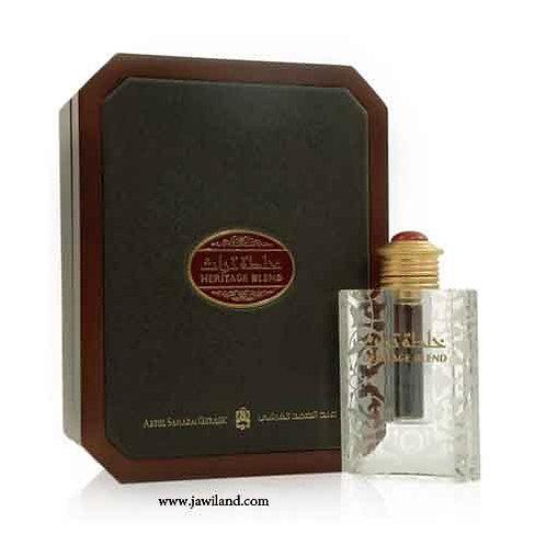 HERITAGE BLEND Oil 12 ml By Abdul Samad Al Qurashi $188